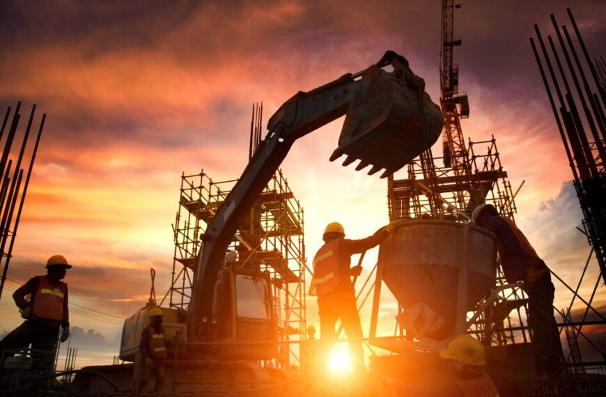 Royal Academy of Engineering publishes report on decarbonising construction industry