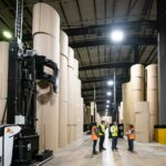 DS Smith invests in robot workforce at UK's largest paper mill